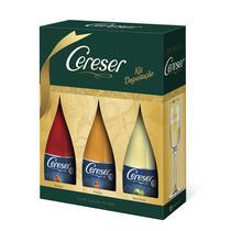 Kit Cereser Degustação sem Álcool -