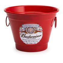 Kit Cerveja 9 Itens Balde Porta Garrafa Copo Lata Abridor Personalizado Budweiser - Alumibon