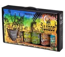 Kit Cerveja Backer 3 Lobos -