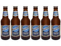 KIT Cerveja Blue Moon Belgian White 355ml  - 6 Unidades