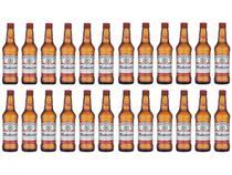 Kit Cerveja Budweiser Lager 24 Unidades 330ml -