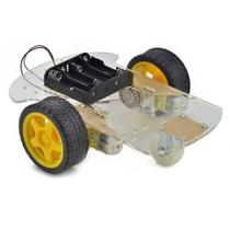 Kit Chassi 2WD Robô para Arduino - Es