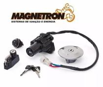 Kit Chave Xtz Lander 250 Até 2016 Magnetron 4 Pecas -