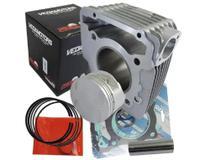 Kit CilindrAumento Cilindrada Preparada Preparação Cbx 250 Twis Xr 250 Torn Para 293 cc Vedamotors a -
