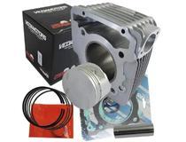 Kit Cilindro Aumento Cilindrada Preparada Preparação Cbx 250 Twister Xr 250 Tornado Para 293 cc Vedamotors Athena -