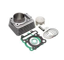 Kit Cilindro Motor Completo Fazer/ Lander 250 (Pistão-aneis) - Gear