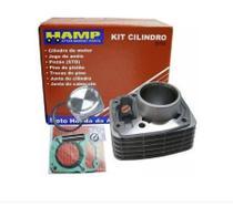Kit Cilindro Motor Fan 150 2012 2013 Original Honda Hamp -