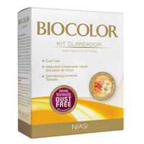 Kit Clareador Biocolor Pêssego e Camomila -