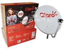Kit Claro TV e Receptor HD Pré-Pago c/ entrada HDMI -