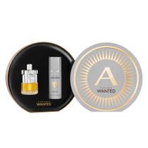 Kit Coffret Azzaro Wanted Masculino EDT + Desodorante -