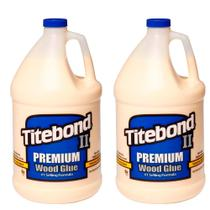 Kit Cola para Madeira II Premium Wood Glue - 6032723 -Titebond- 4,1kg-2 Unidades -