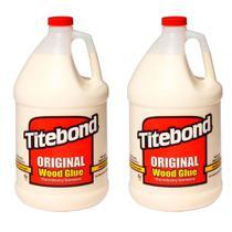 Kit Cola para Madeira Original Wood Glue- 6017064 -Titebond- 4,1 kg - 2 Unidades -