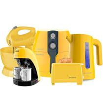 Kit Colors Amarelo Perfect Fryer Cadence -