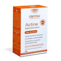 KIT COM 05 - Actine Darrow - Sabonete Barra - 70g cada -