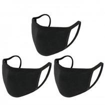 Kit com 06 Máscaras De Proteção Reutilizável - Geral