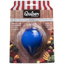 Kit com 1 Morango Azul Quíper Fresh + Refil com 12 sachês -