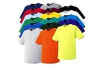 Kit com 10 Camisetas Lisa Básica GG - Magic