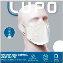 Kit com 10 Mascaras Lupo sem costura -
