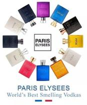 Kit Com 10 Perfume Paris Elysees 100 Ml Original E Lacrado