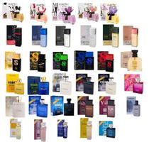 Kit Com 10 Perfumes Paris Elysees 100 Ml Originais Lacrados