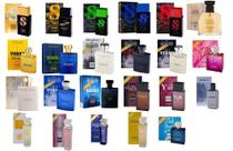 Kit Com 10 Perfumes Paris Elysees 100 Ml Original E Lacrado