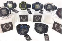 Kit Com 10 Relógios Fennix Digitais Masculinos Atacado -