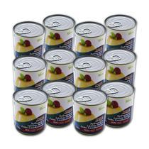 Kit com 12 latas Leite Condensado Diet Hué (Sem Adição de Açúcares) Sem Glúten (335g cada) - Hue