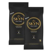 Kit com 12 Preservativo SKYN c/ 6 Un Cada -
