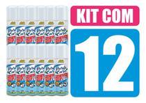 Kit com 12 Spray de Álcool 70% - AutoShine