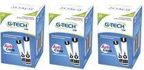 Kit Com 150 Tiras Fitas Lite De Glicemia GTech Lite - G-Tech