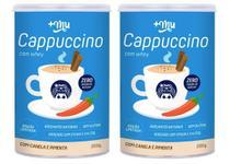Kit com 2 Cappuccino com Canela e Pimenta 200g +Mu - Mais Mu