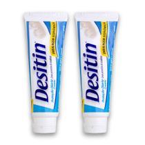 Kit com 2 Cremes Preventivo de assaduras DESITIN Creamy 113g -