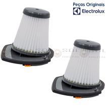 Kit com 2 Filtro Hepa para Aspirador Electrolux Vertical UltraPOWER - 2198213015 -