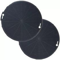 Kit com 2 Filtros de Carvão Ativado para Coifas Franke Cartesio - 12136 -