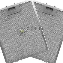 Kit com 2 Filtros Metálicos para Coifa Electrolux 60CT -