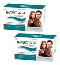 Kit com 2 Imecap Hair Max 30 Capsulas - Fqm