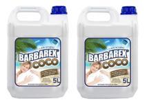 Kit Com 2 Lava Roupas Liquido 5 L Coco - Barbarex
