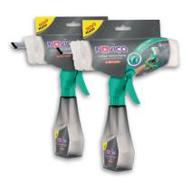 Kit com 2 Limpa Vidros Spray Plástica Noviça BETTANIN -