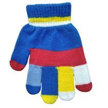 Kit Com 2 Luvas Coloridas Infantil - Nfranca