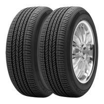 Kit com 2 pneus Bridgestone Turanza EL 400 Runflat 205/50R17 89H -