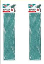 Kit com 2 Refil Limpa Vidros Spray Flash Limp RFLP6384 -