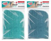 Kit Com 2 Refis  Mop Spray Flashlimp  Original -