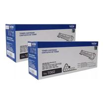 Kit Com 2 Toner Brother Tn-1060  Dcp-1602 Dcp-1512 Dcp-1617n -