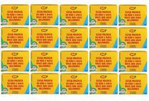 Kit com 20 Paçoca Tablete de Amendoim Yoki 22g cada -