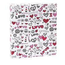 Kit com 3 álbuns infantil rebites 300 fotos 10x15 ical love -