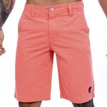 Kit Com 3 Bermudas Sarja Masculinas Coloridas Baratas - Icari Fashion -