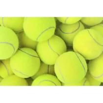 Kit com 3 bolas de tênis iniciante extra resistente - Spin