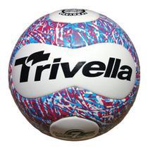 Kit com 3 Bolas Futebol Society Trivella PU -