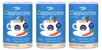 Kit com 3 Cappuccino com Canela e Pimenta 200g +Mu - Mais Mu