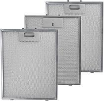 Kit Com 3 Filtros Metálicos Para Coifas Electrolux 90ct -
